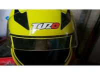 Moto bike helmet