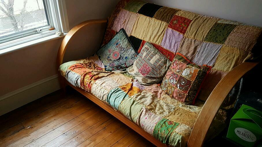 Sofa bed - FREE!