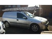 04 Vauxhall Astra 1.9