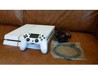 Playstation 4 500gb Glacier White