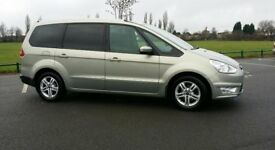 Ford Galaxy, 2.0TDCI, Diesel, Automatic, Excellent Condition, £2700, Please Call 07864 549 100