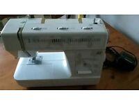 Huskystar E20 sewing machine