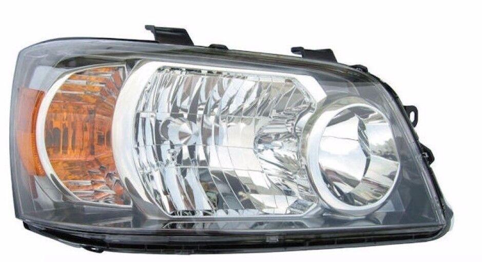 HOLIDAY RAMBLER ALUMA LITE 2012 HEAD LIGHT LAMP HEADLIGHT RV - RIGHT