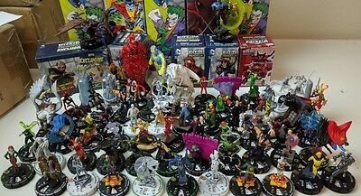 Jakeem Thunder Nighthawk Grab Bags Marvel DC Heroclix LE Super Rare Prime Chase