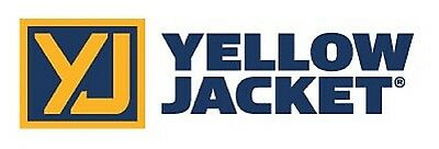 Yellow Jacket 29985 Plus Ii 60 Charging Hose Ryb 3-pack W Ball Valve End