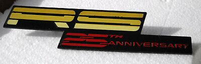 1992 Camaro RS 25th Anniversary Dash Emblem
