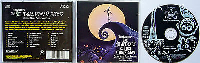 The Nightmare Before Christmas Soundtrack, Danny Elfman, Tim Burton, Halloween](Halloween Before Christmas Soundtrack)