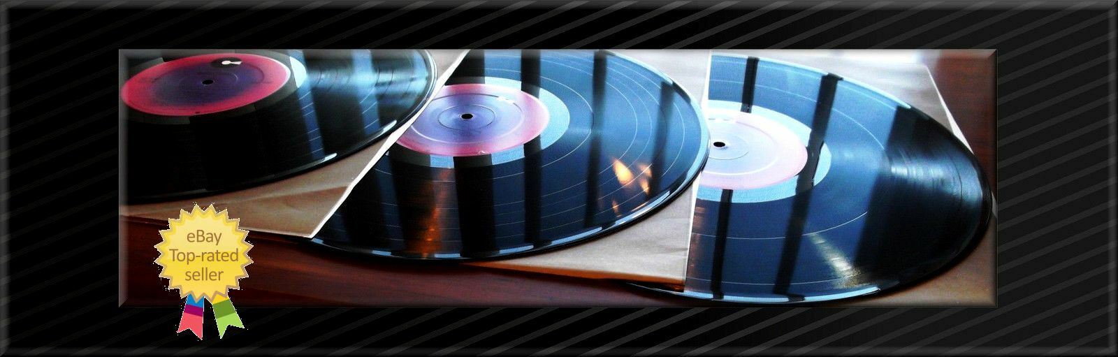 RPM RECORDS VINYL OLDIES