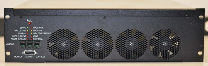 Motorola CLN1677A 800MHz 150 Watt Amplifier ++ NICE ++