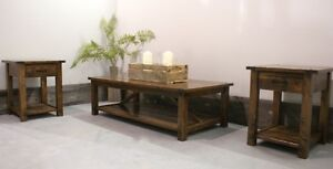 Solid Wood Living Room Furniture: Coffee Table $695 by LIKEN