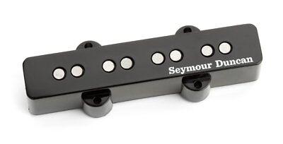 Seymour Duncan SJB-2n//2b Hot Jazz Bass Guitar Pickups+920D /'62 Control Plate CHR
