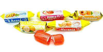 SweetGourmet Arcor Fancy VIENA Fruit Filled Candies -1 Lb FREE SHIPPING - Arcor Candy