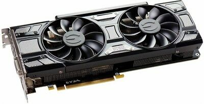 EVGA NVIDIA GeForce GTX 1070 Ti 8GB GDDR5