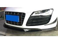 Audi R8 V8 & V10 Carbon Front Splitter *New
