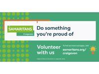 Volunteer with us