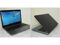 """Brilliant condition HP ProBook 15.6"""" 4th Gen Core i3 laptop. 8GB DDR3 RAM. 500GB hard drive."""