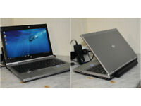 "Brilliant condition aluminium 12.5"" HP EliteBook Intel Core i5 laptop. 8GB DDR3 RAM 320GB hard drive"