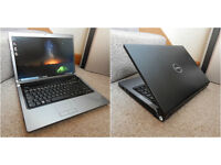 Very smart Dell Studio HDMI laptop with backlit keyboard and new battery.