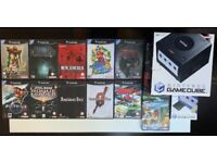 Gamecube with 11 Games Plus Memory Card