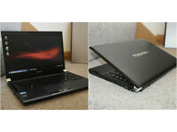 "Mint condition superfast Toshiba R930 Portege 13.3"" Ultrabook. 8GB DDR3 RAM. 250GB hard drive."