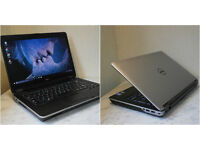 """Brilliant condition, superfast Dell Latitude 14"""" HDMI laptop with backlit keyboard. 8GB DDR3 RAM."""