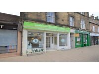 Shop to Rent / Office to Let / Very Prominent location Portobello High Street