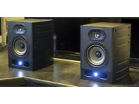 Focal Alpha 50 nearfield active studio monitors pair