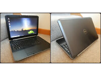 "Brilliant condition Dell 15.6"" Core i7 Windows 10 HDMI laptop. 8GB DDR3 RAM. 500GB hard drive."