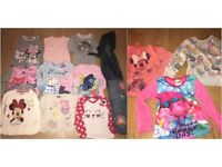 15 x GIRLS 3-4 YEARS JOBLOT MY LITTLE PONY,PEPPA PIG , MINNIE MOUSE , TROLLS, DORY