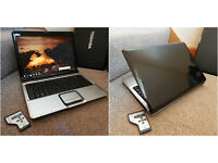 "HP Pavilion 14"" Dual-Core HDMI laptop. NVIDIA graphics. Remote control. Webcam. WiFi"