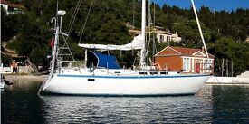 37ft sailing yacht, 11.2m boat, Located in Greece