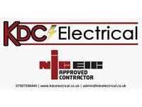 KDC Electrical - 24hr Emergency Electrician - NICEIC Approved Contractor