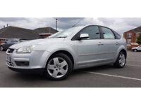 2007 Ford Focus 1.6 - Full service history & 10 Months MoT - Hpi clear