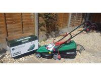 Qualcast 1600W Electric Rotary Lawn Mower - 37cm