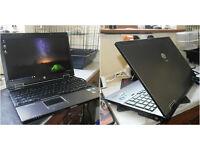"Brilliant condition HP ProBook EliteBook 15.6"" i7 laptop with NVIDIA graphics."