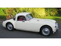 MGA 1500 Coupe 1959, lovely condition