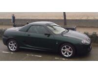 2003 MG TF British Racing Green with Hard Top.