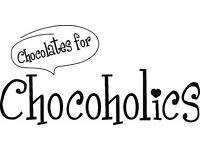 Chocolate company looking for staff for Christmas season - various job opportunities available