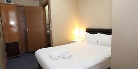 Great Double Room located near Liverpool Street