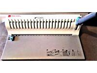 Binding Machine ACCO REXEL Comb Binding CB205
