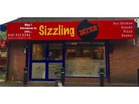 Busy fast food takeaway and milkshake bar for sale