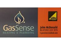 GasSense Heating and plumbing