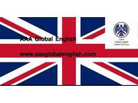 English Language Conversation, Pronunciation & Writing- Central London & The City