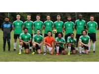 Football team looking for quality, committed new players for Sunday morning 11 a side 203h43