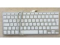 Apple Keyboard - Model A1242 - Good Condition