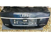 Audi A6 C6 Saloon Boot Lid - LZ5D - Night Blue