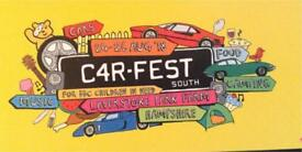 CarFest South weekend family camping tickets