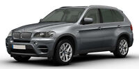 BMW X5 Security Werkspanzer Armoured Bronevik