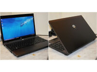 "Very fast bronze coloured HP ProBook 15.6"" Core i5 HDMI laptop. 6GB DDR3 RAM. 320GB hard drive."
