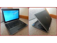 "Superfast Dell Latitude 14"" 3rd gen i7 laptop with 240GB SSD. 8GB RAM. USB 3. Bluetooth. HDMI."